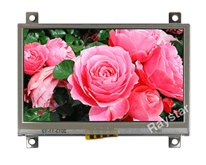 "LCD TFT Display (RTP) 4.3"" with Controller Board"