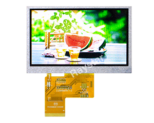 Color LCD TFT Display 4.3 inch - RFE430V-AIW-DNN