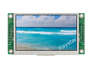 All in One SPI TFT LCD Display 4.3""
