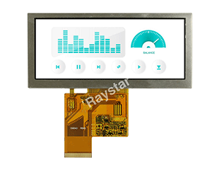 4.6 TFT LCD Display Module with Controller Board
