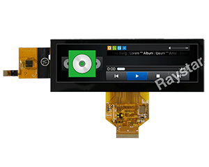"5.2"" Capacitive Touch Screen TFT LCD Display Module"