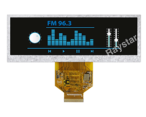 5.2 inch Bar Type TFT Display Panel - RFS520A-ALW-DNN