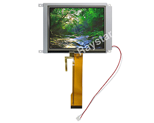 "5.7"" TFT Resistive Touchscreen LCD Display"