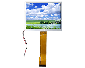 "5.7"" TFT Color LCD Display"