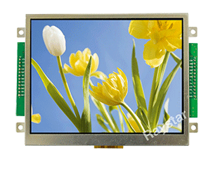 All in One UART TFT, UART TFT LCD 5.7 inch