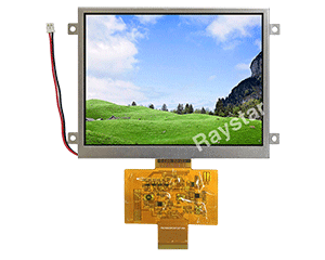 "5.7"" Active Matrix TFT Colour LCD"