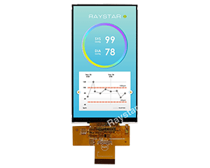MIPI LCD Display, MIPI LCD Panel, MIPI Display Panel - Raystar