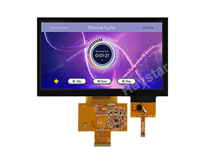 7 inch TFT LCD Display Module with PCAP