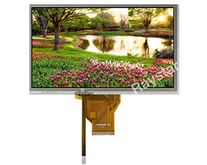 Resistive Touch Screen Display TFT 7 - RFF700G-AIW-DNS