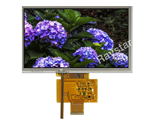 RTP Touch Screen TFT LCD Panel 7""