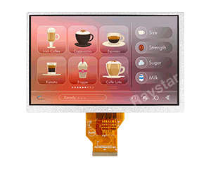 7 inch TFT LCD Display Module