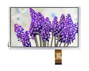 9 inch Wide Temperature TFT LCD Display - RFH900B-AWW-LNN
