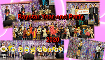 Raystar Year end Party 2020